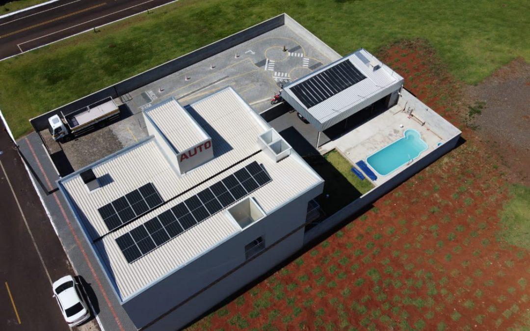 Auto Escola Motocar – 6,075 kWp