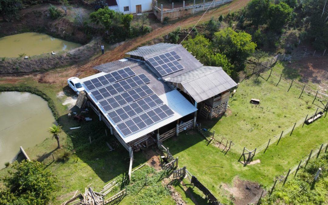 Criador de Peixes Camargo – 18,3 kWp