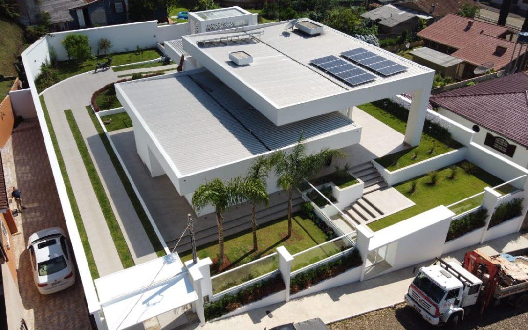 Gerador Fotovoltaico – 5 kWp