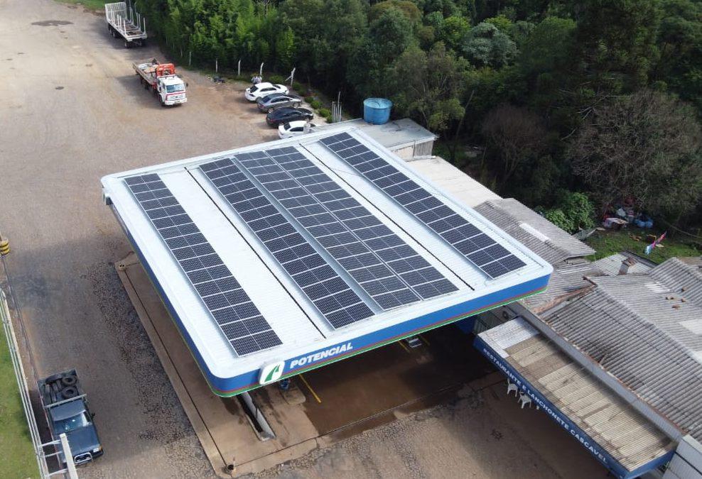 Posto Robertinho – 35,2 kWp