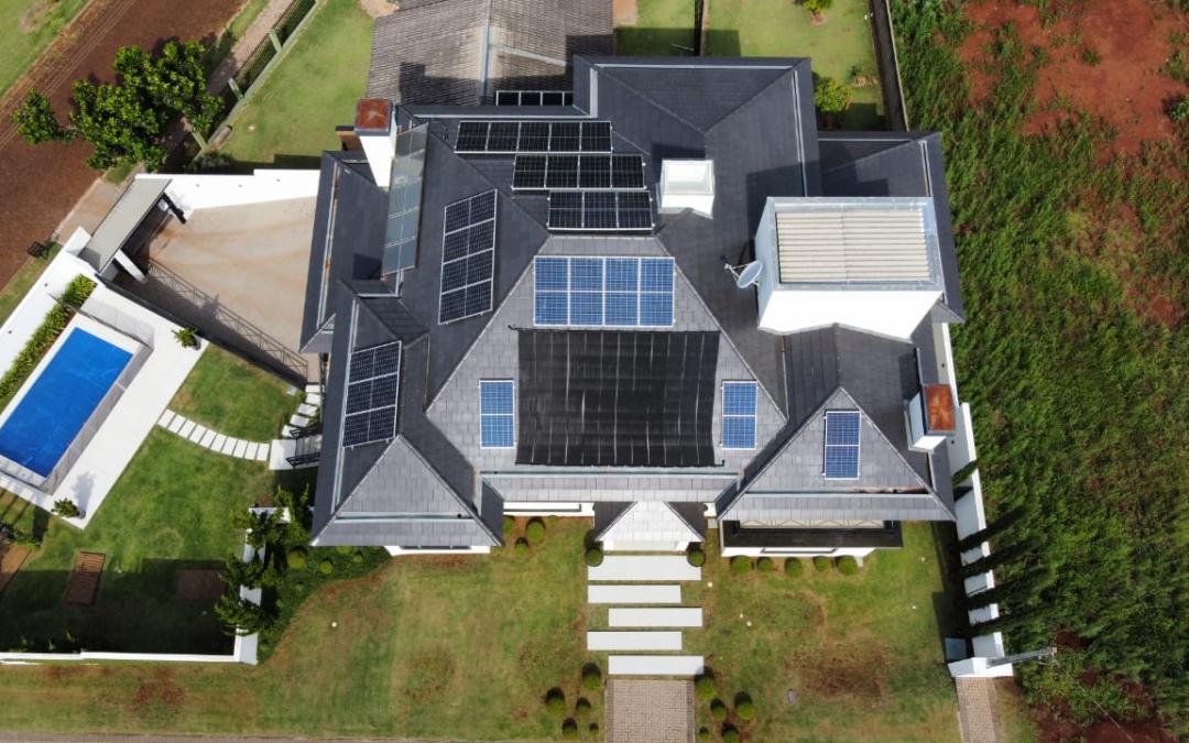 Gerador Fotovoltaico – 10,53 kWp