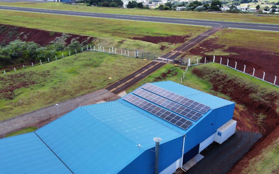 Hangar Aeroporto – 15 kWp