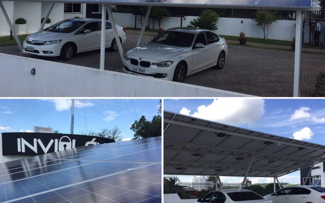 Inviolável – 9,6 kWp