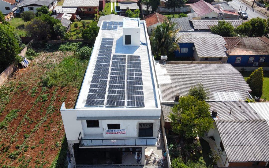 Mercearia do Mano – 21,32 kWp