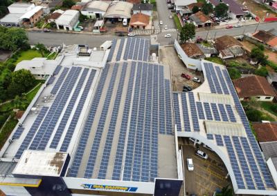 Dal Santos Supermercado – 442,8 kWp