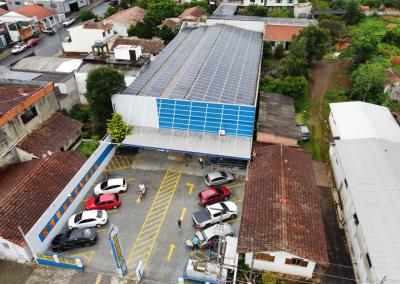 Dal Santos Supermercado – 148,4 kWp
