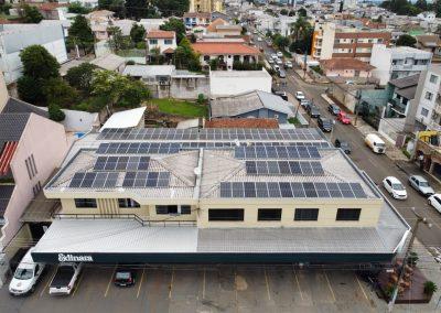 Armazém Edinara – 63,96 kWp