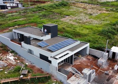 Gerador fotovoltaico – 4 kWp