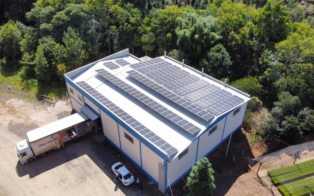 Centro de Distribuição Supermercado Líder – 57,51 kWp