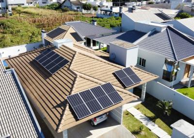Gerador fotovoltaico – 4,4 kWp