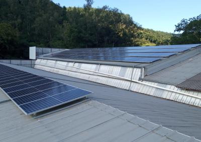 Ninfra Fábrica de Móveis – 66,40 kWp