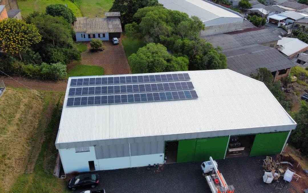 Unidade de Redes de Distribuição Patoeste – 24,30 kWp
