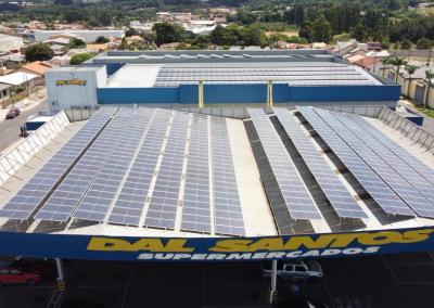 Dal Santos Supermercado – 332,1 kWp