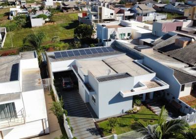 Gerador fotovoltaico – 4,00 kWp