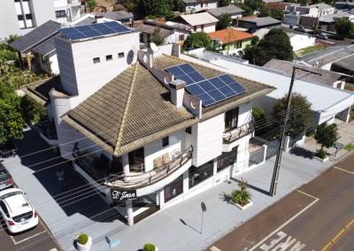 Gerador fotovoltaico – 4,20 kWp