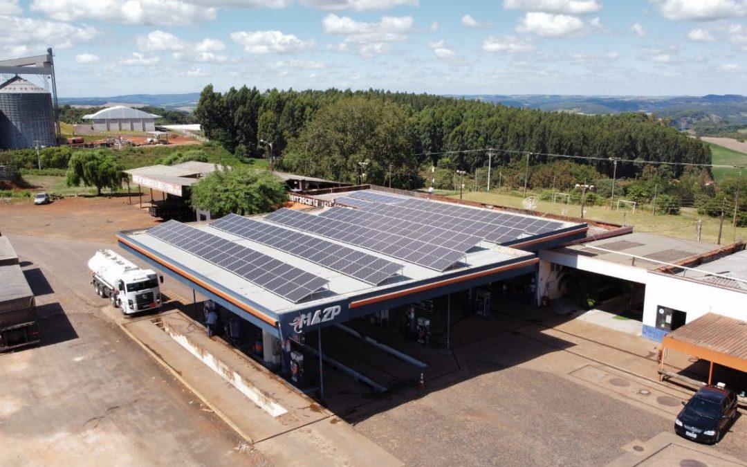 Posto Carretão – 41,31 kWp