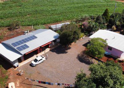 Gerador fotovoltaico – 4,40 kWp