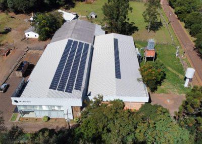 Ninfra Móveis Planejados – 66,40 kWp