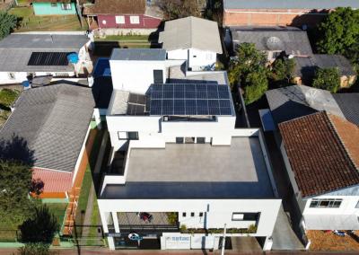 Gerador fotovoltaico – 5,88 kWp