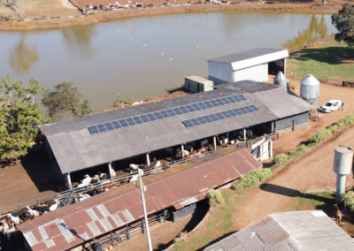 Gerador Fotovoltaico 16,20 kWp