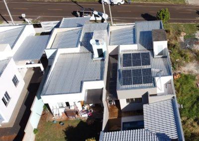 Gerador fotovoltaico – 2,40 kWp