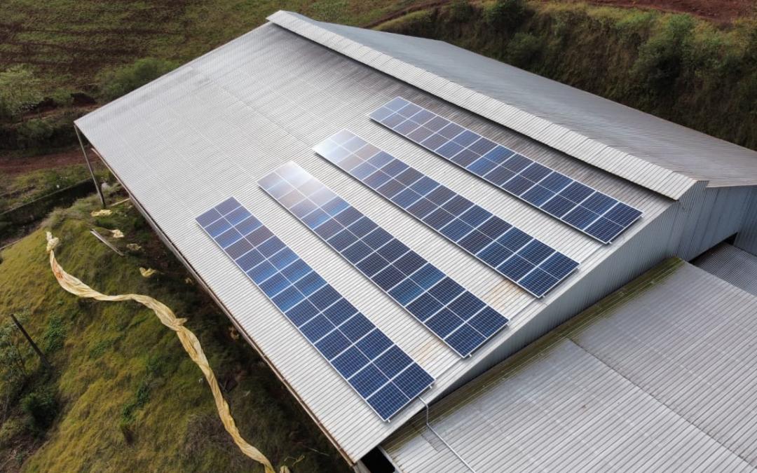 Gerador Fotovoltaico 24,30 kWp