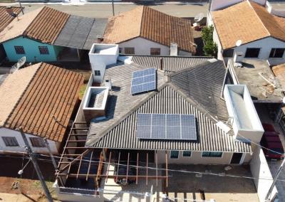 Gerador Fotovoltaico 2,94 kWp – Bituruna
