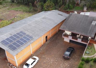 Gerador Fotovoltaico 5,40 kWp