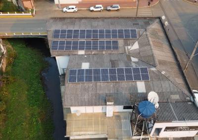 Jader Hotel – 14,85 kWp – Bituruna
