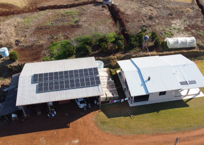 Gerador Fotovoltaico 11,25 kWp