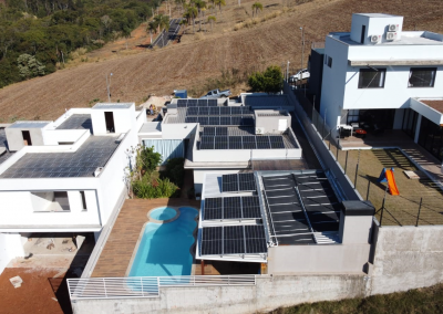Gerador Fotovoltaico 14,40 kWp