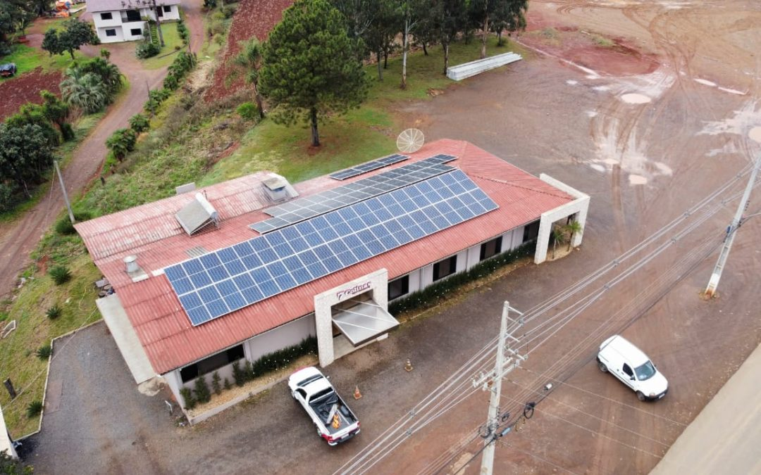 Restaurante 7 Colinas – 35,10 kWp – Bituruna