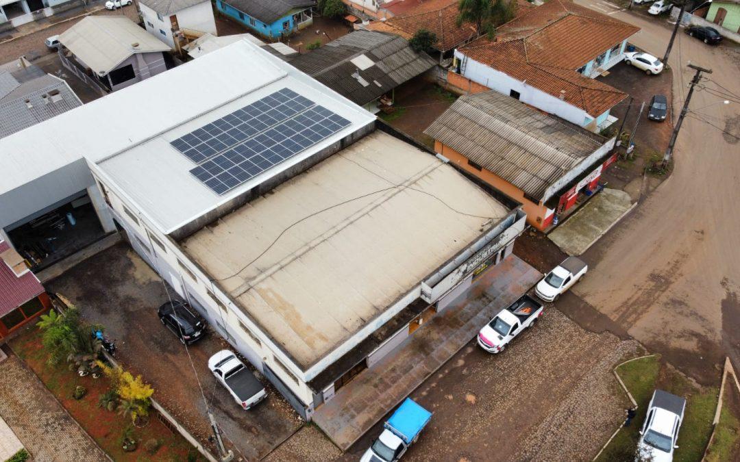 Shopping da Industria – 22,50 kWp – Bituruna